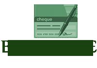 3 – Cheque